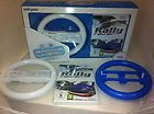 Wii Rally Racer by Nordic Games 3 in 1 Racing Wheel Pack