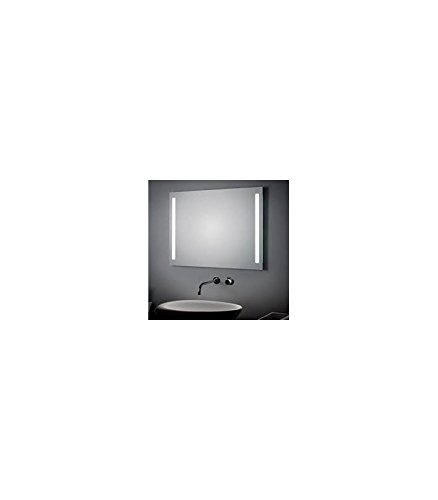 Koh-I-Noor 45714 Specchio Illuminazione Laterale, Grigio