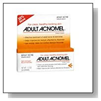 Acnomel Adult Medication Cream - 1.3 Oz