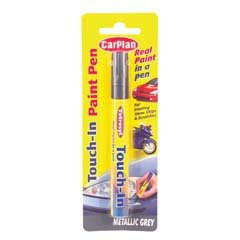 Tetrosyl Car Paint Repair Scratch Remover Touch Up Pen Grey Metallic PPM005 by Tetrosyl