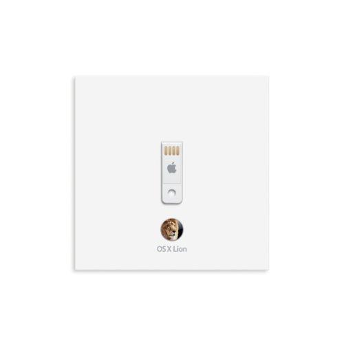 ���åץ� Mac OS X Lion 10.7 USB������ (USB Thumb Drive)