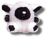 "Purr-Fection Mini Virgil Cushy Kid Lamb 3"" Plush"