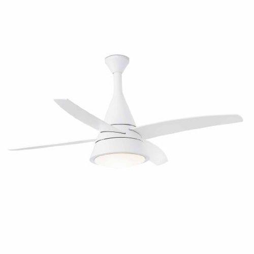 Faro 33392 - WIND Ventilatore da sofitto bianco