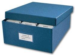 EGP Cancelled Checks Storage Box