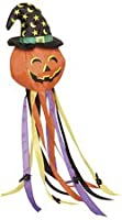 Halloween Decor - Jack O' Lantern Windsock from CC