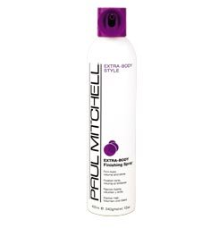 Extra Body Finishing Spray by Paul Mitchell for Unisex - 3.7