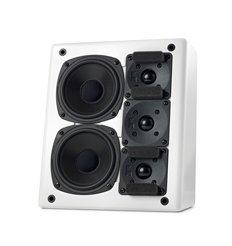 M&K Sound Mp150Ii-L-Wht Wall Mounted Loudspeaker - White