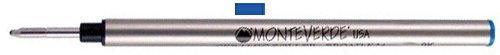 Monteverde K231BU Recharge pour stylo roller Bleu Lot de 2
