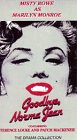Goodbye Norma Jean [VHS]