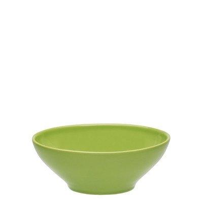 Emile Henry 7.5-Inch Japanese Salad Bowl, Green Apple