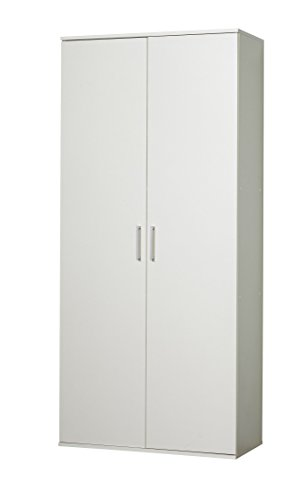 WILMES-40101-75-0-75-Schuhschrank-Holzwerkstoff-39-x-80-x-178-cm-wei