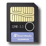 Olympus SmartMedia Card 32MB