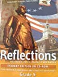 Reflections, Grades 5: United States- Making a New Nation (0153468300) by Porter