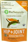 Pet Naturals of Vermont Hip and Joint for Cats Chicken Liver -- 45 Soft Chews (2.22 OZ.)