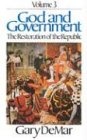 God and Government, Vol. 3 (God & Government) (0915815141) by G. Demar