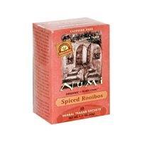 Organic Teas And Teasans, 1.71 Oz, Rooibos Chai, 18/Box