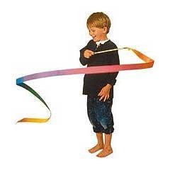 Rainbow Ribbons Toy