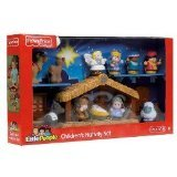 Fisher-Price Little People Nativity (Fisher Price Nativity Baby Jesus compare prices)