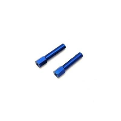 ST Racing Concepts ST1914B Front Body Posts Slash and Rustler, 1 Pair (Blue)