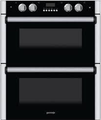 Gorenje BDU2136AX integrated Multifunction 72cm built-in Double Oven