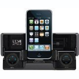 Dual XML8100 AM/FM Mechless Receiver with iPod Dock, BT Ready, SWI, iPlug, and Remote (Black) by Dual Electronics