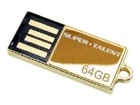 Super Talent STU64GPCG 64GB Flash Drive