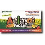 Nature'S Plus Animal Parade - Assorted (90 Chewables). 2 Pack