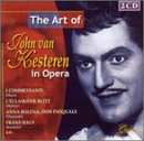 The Art of John van Kesteren in Opera