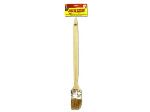 Jumbo barbecue brush set - Pack of 48