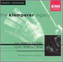 Franck: Symphony in D minor; Schumann: Symphony No. 1