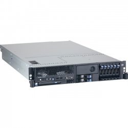 IBM System x 791552U 2U Rack Server - 1 x Intel Xeon E5-2650L 1.80 GHz - 2 Pr