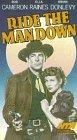 Ride the Man Down [VHS]