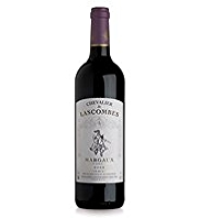Chevalier de Lascombes Margaux 2008 - Case of 6