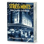 Historical Remedies Stress Mints, Homeopathic Stress Tablets - 30 count