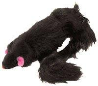 5″ Noisy Fur Ferret on a Card (Ethical)