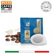 Buy Pitti Caffe Decaffeinated Coffee Pods (100 pods) from Pitti Caffe