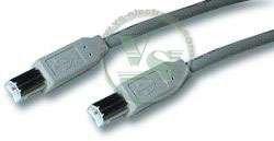 USB Kabel 1.1 B-B 3,0m B Stecker auf B Stecker
