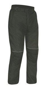 Frank Thomas ftw351Full Force Advance Aqua 2Textile Pantalon de moto imperméable moto pour femme Noir J & S