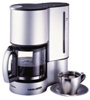 Black & Decker LCM82 12 Cup Coffee Maker (220 Volt) It will not work in the USA or Canada