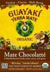 Guayak Yerba Mate Chocolatte Tea Bags
