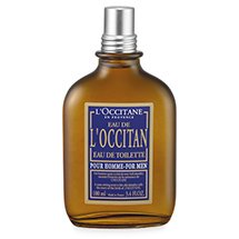 L'Occitane L'occitan Eau De Toilette for Men, 3.4 fl. oz.