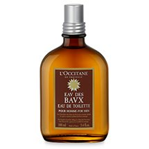 L'Occitane BAUX Eau de Toilette for Men, 3.4 fl. oz.