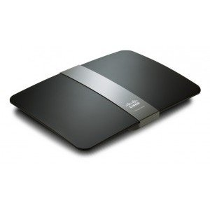 LINKSYS E4200 high end Gigabit E Series Router