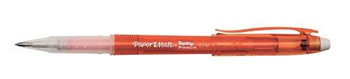 Paper Mate Replay Premium - Bolígrafos de gel con tinta borrable (8 unidades, punta media, tinta de varios colores)