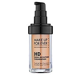 MAKE UP FOR EVER HD Invisible Cover Foundation 115 Ivory