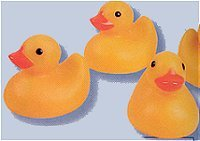 "Rubber Duck 2.5"" (Sold as Each)"