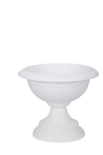 Whitefurze G1503 42cm Grecian Urn - White