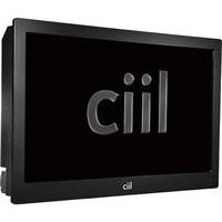 "Peerless CL-55PLC67-S Ciil 55"" Ultraview Weatherproof LCD Display, IP67, RS 232C/VGA, Silver"