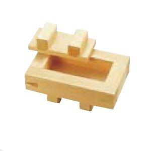 木製 バッテラ(桧材) BSS17