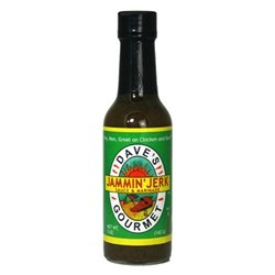 Dave's Jammin' Jerk Sauce & Marinade, 5 fl oz